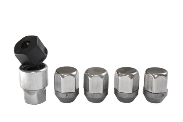 Nakrętki zabezpieczające do felg M12X1,25x27mm Stożek