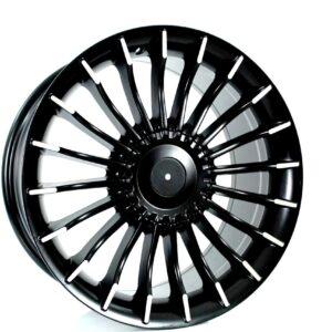Felgi aluminiowe RACING LINE R173 8.5Jx20 i 9.5Jx20