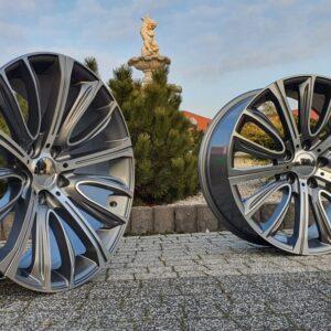 Felgi aluminiowe RACING LINE R524 8.5Jx19 i 9.5J19