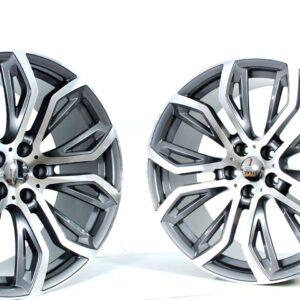 Felgi aluminiowe RACING LINE R553 10.0Jx22 i 11.0Jx22