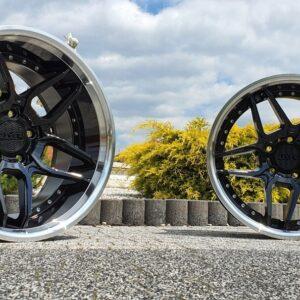 Felgi aluminiowe HAXER SSA01 8.5Jx19 i 10.0Jx19