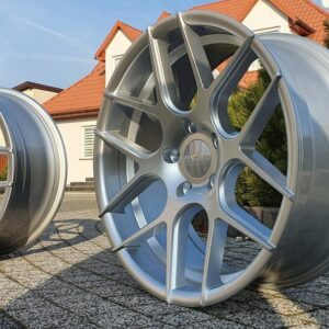Felgi aluminiowe HAXER SSA03 10.0Jx18 5×120 ET15 CB74,1