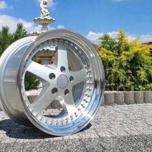 Felgi aluminiowe RACING LINE BY1161 8.5Jx18 i 9.5Jx18
