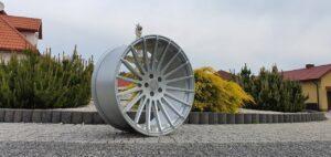 Felgi aluminiowe HAXER HX010 10.5Jx21 5×112 ET40 CB66,6