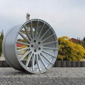 Felgi aluminiowe HAXER HX010 9.0Jx21 i 10.5Jx21