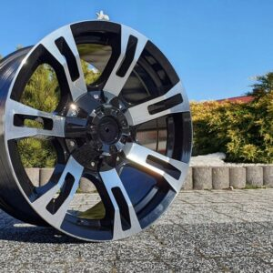 Felgi aluminiowe RACING LINE ST555 9.0Jx17