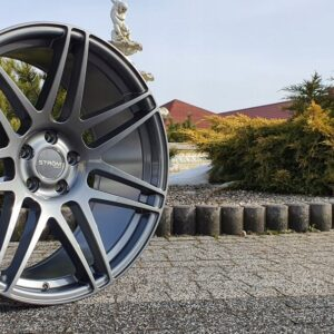 Felgi aluminiowe RACING LINE A6114 8.5Jx20 i 10.0Jx20