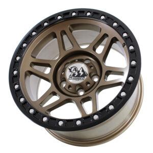 Felgi aluminiowe ALUSPORT® JEEP KS002 9.0Jx17